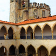 Christ Convent, Tomar, POrtugal — Stock Photo