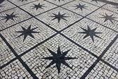 Calcada Portuguesa, Portuguese Pavement — Stock Photo