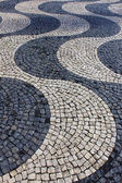 Calcada Portuguesa, Portuguese Pavement — Stock Photo