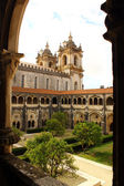 Monastero di alcobaça, alcobaça, portogallo — Foto Stock
