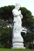 Orientalne statua — Zdjęcie stockowe
