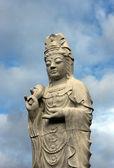Estatua oriental — Foto de Stock