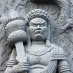 Oriental Statue — Stock Photo #16082309