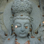 Oriental Statue — Stock Photo #16082753