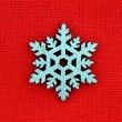 Snow Flake Background — Stock Photo #16167419