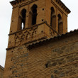 Stock Photo: Moorish Tower, Toledo, Spain