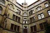 Belediye binası, münih, almanya — Stok fotoğraf