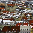 View over Munich, Germany - Stock Photo