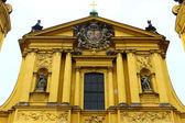 Theatiner kirche, münchen, deutschland — Stockfoto