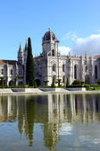 Jeronimos kloster, lissabon, portugal — Stockfoto
