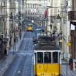 Stock Photo: Famous Tram 28, Lisbon, Portugal