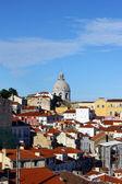 Alfama, Lisbon, Portugal — Stock Photo