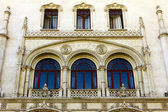 Rossio Train Station, Lisbon, Portugal — Stock Photo