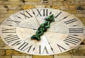 Old Clock — ストック写真