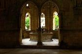 アルコバサの修道院、アルコバサ、ポルトガル — ストック写真