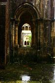 Monasterio de alcobaça, alcobaca, portugal — Foto de Stock