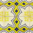 Azulejos, portuguese tiles — Stock Photo