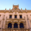 Rossio train station, Lisbon, Portugal - Stock Photo