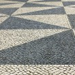 Calcada Portuguesa, Portuguese Pavement - Stock Photo