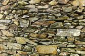 Schist wall background — Stock Photo
