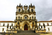 Alcobaca Monastery, Alcobaca, Portugal — Stock Photo