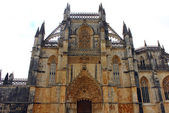 Monastery of Batalha, Batalha, Portugal — Zdjęcie stockowe