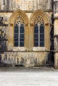 Monastery of Batalha, Batalha, Portugal — Stock Photo