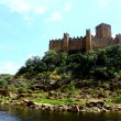 Stock Photo: Castle of Almourol, Portugal