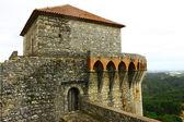 Castle, Porto de Mos, Portugal — Stock Photo