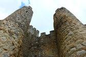 Almourol,葡萄牙的城堡 — 图库照片