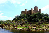 Castle of Almourol, Portugal — Stock Photo
