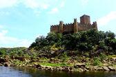 Castle of Almourol, Portugal — Stock Photo