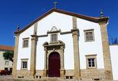 Iglesia de idanha-a-nova en portugal — Foto de Stock