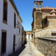 World heritage Caceres at Spain — Stock Photo