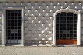 Casa dos Bicos, Lisbon, Portugal — Zdjęcie stockowe
