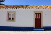 House, Porto Covo, Portugal — Stock Photo