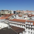 Baixa, Lisbon, Portugal — Stock Photo
