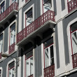 Detail of an old building, Lisbon, Portugal — Stock Photo #31948393