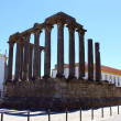 Stock Photo: Romtemple, Evora, Portugal