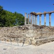 Roman temple, Evora, Portugal — Stock Photo