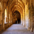 Cloister, Cathedral of Evora, Portugal — Stock Photo