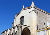 Sao Francisco church, Evora, Portugal — Stock Photo