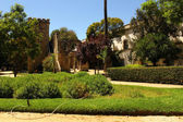 King Manuel Palace and garden, Evora, Portugal — ストック写真