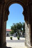 Cloître, cathédrale d'évora, portugal — Photo