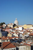 Alfama, Lisbon, Portugal — Stock Photo
