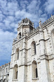 Jeronimos Monastery, Lisbon, Portugal — Stock Photo