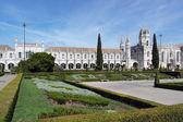 Jeronimos Monastery, Lisbon, Portugal — Foto de Stock