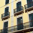 Detail of an old building, Lisbon, Portugal — Stock Photo #33829619