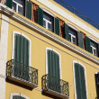 Detail of an old building, Lisbon, Portugal — Stock Photo #33830081
