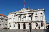 City Hall, Lisbon, Portugal — Stock Photo